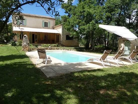 location maison luberon