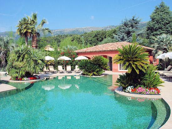 Location maison de vacances c te d 39 azur provence villas for Location villa cote d azur piscine