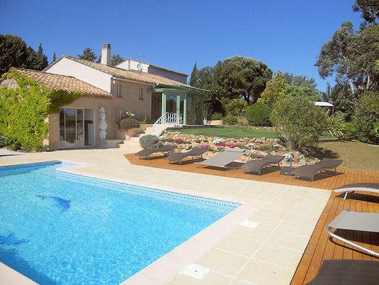 Location de maisons de vacances d 39 exception avec provence - Location maison vacances avec piscine privee ...