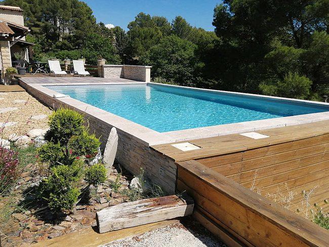 location de maison velleron pour 8 personnes avec piscine. Black Bedroom Furniture Sets. Home Design Ideas