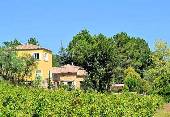 Location maison vacances saint julien de peyrolas gard for Location maison piscine ardeche