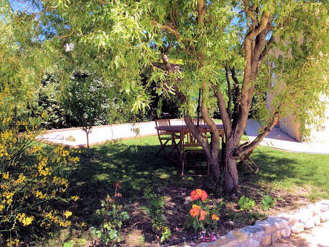 Location villa avec piscine chauff e saint florent sur for Villa pas cher avec piscine