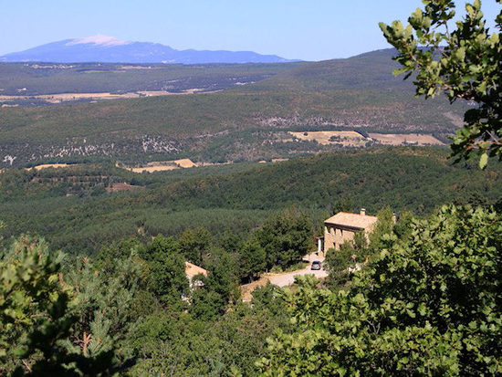 location mas provence
