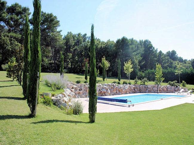 Maison de vacances cabri s pr s d 39 aix en pce piscine for Piscine cabries
