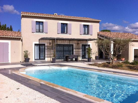 location maison avec piscine vaison la romaine vaucluse chien admis. Black Bedroom Furniture Sets. Home Design Ideas